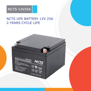 NCTS-12V25A