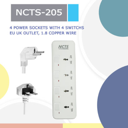 NCTS-205