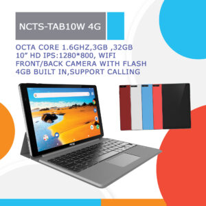 NCTS-TAB10W 4G