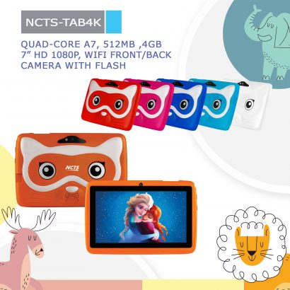 NCTS-TAB4K