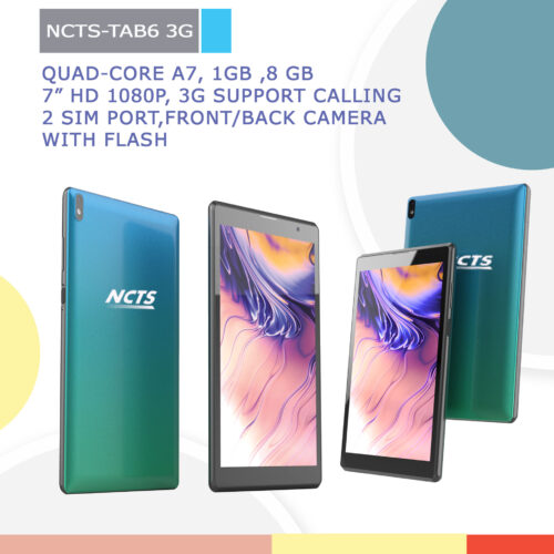 NCTS-TAB6 3G