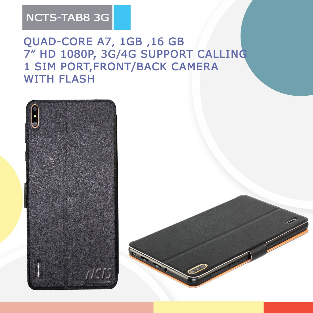 NCTS-TAB8 3G