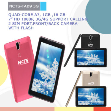 NCTS-TAB9 3G