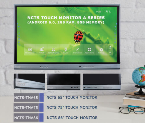 NCTS A SERIES TOUCH SCREEN