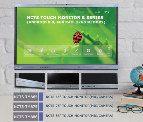 NCTS B SERIES TOUCH SCREEN