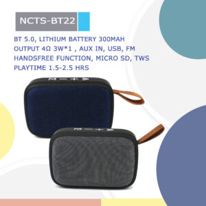 NCTS-BT22