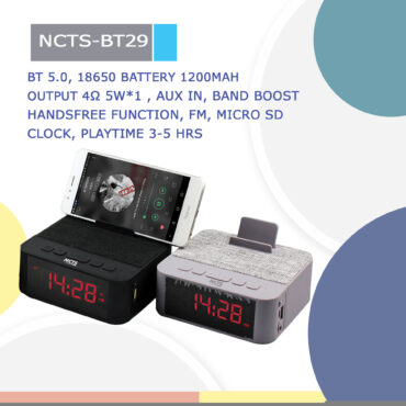 NCTS-BT29