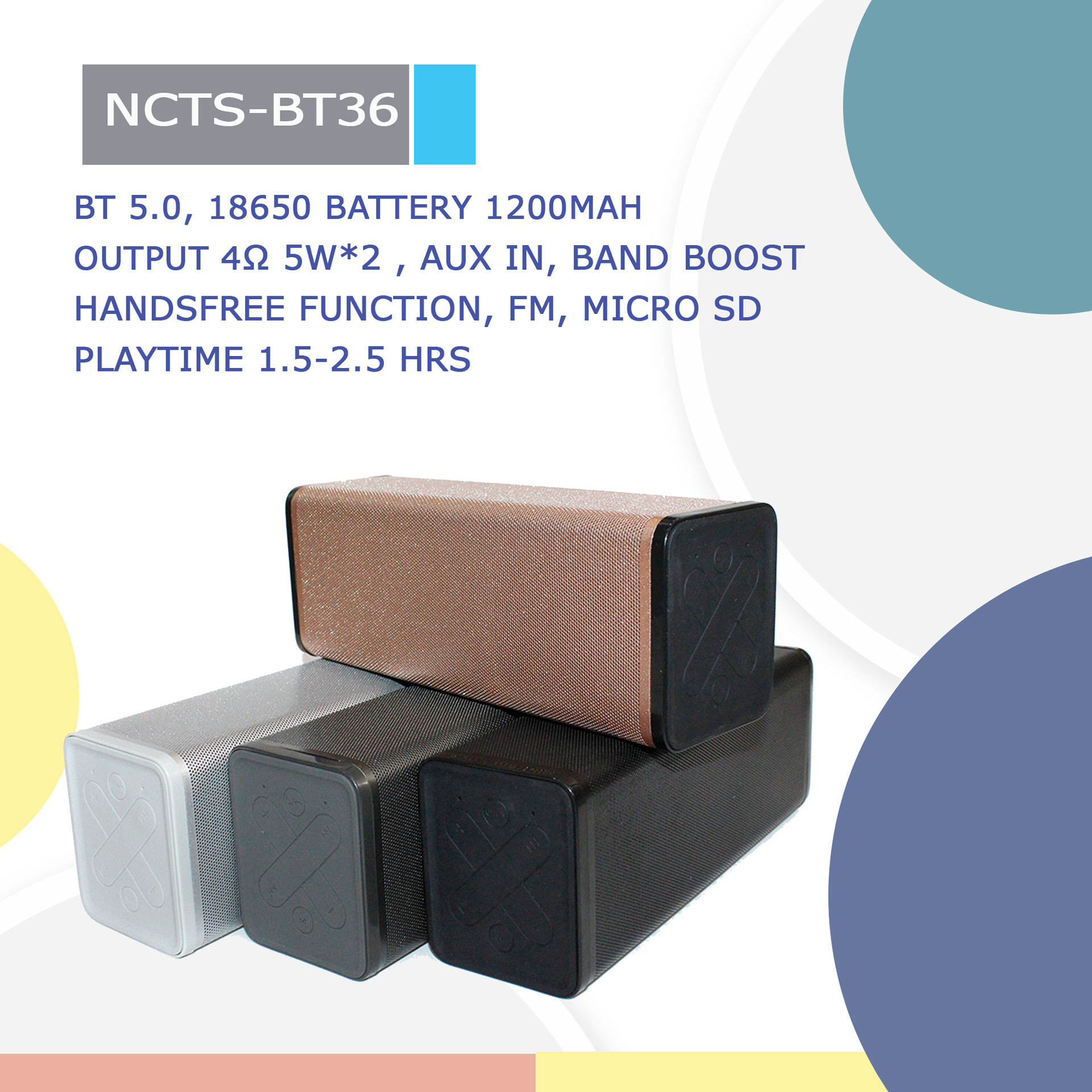 NCTS-BT36
