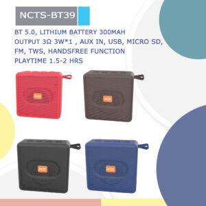 NCTS-BT39