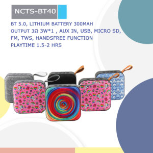 NCTS-BT40
