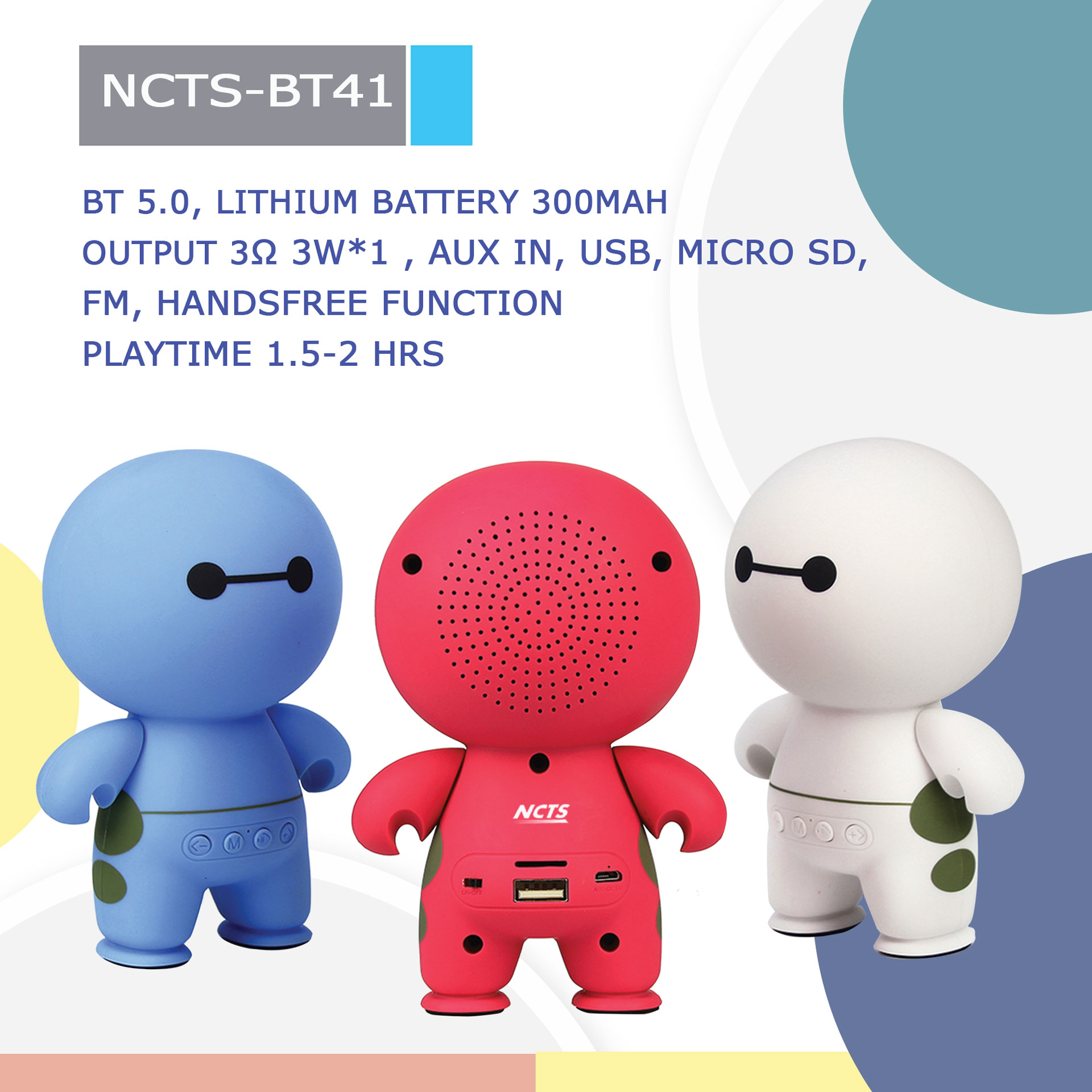 NCTS-BT41