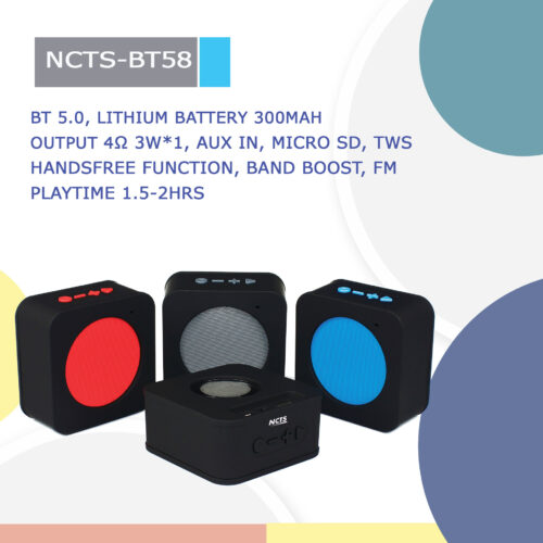NCTS-BT58