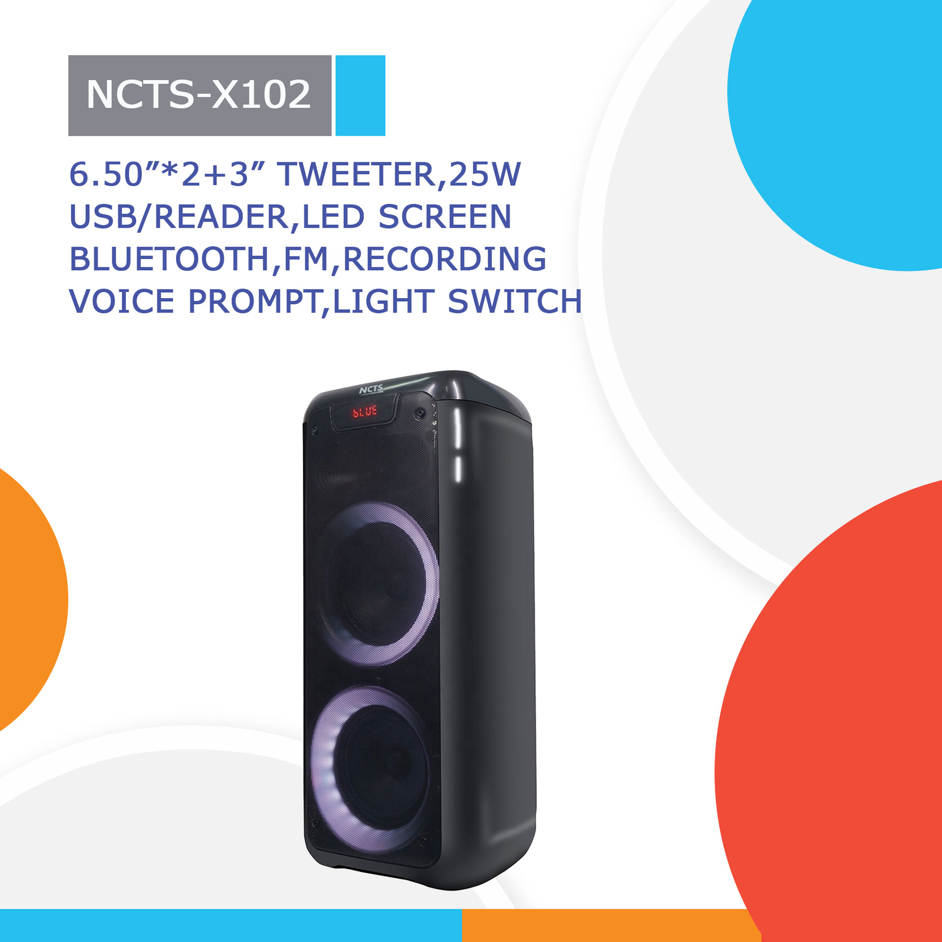 NCTS-X102