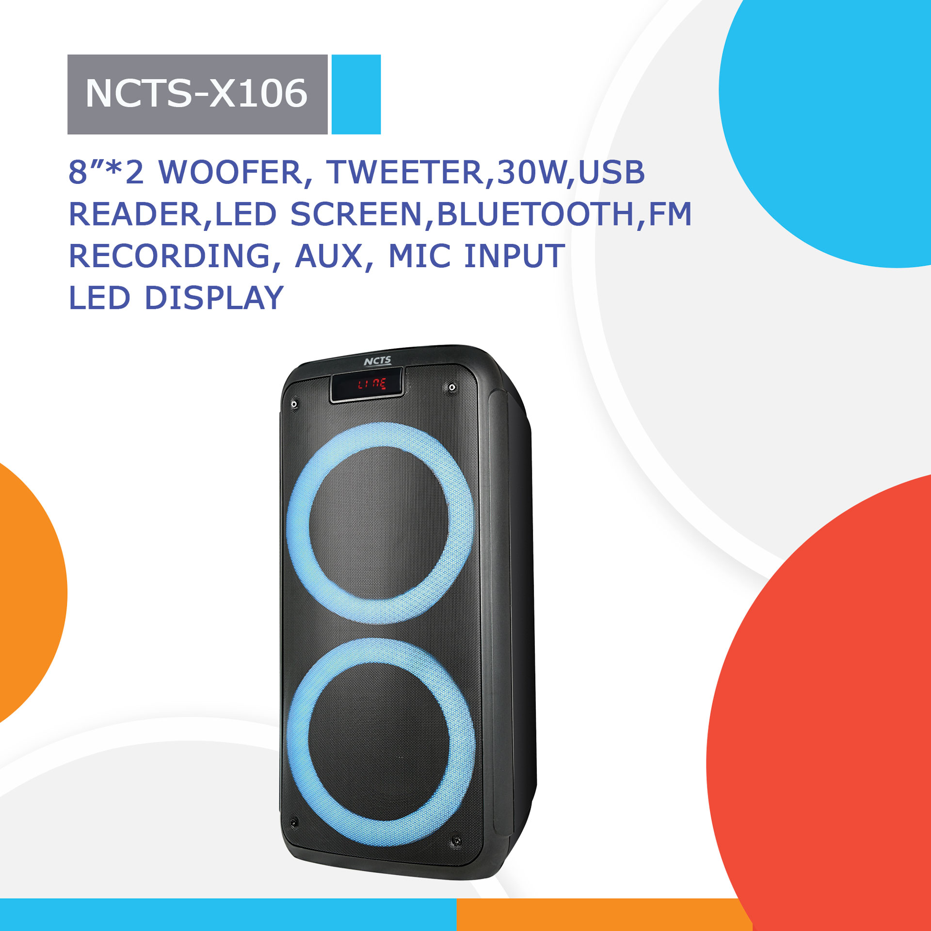 NCTS-X106
