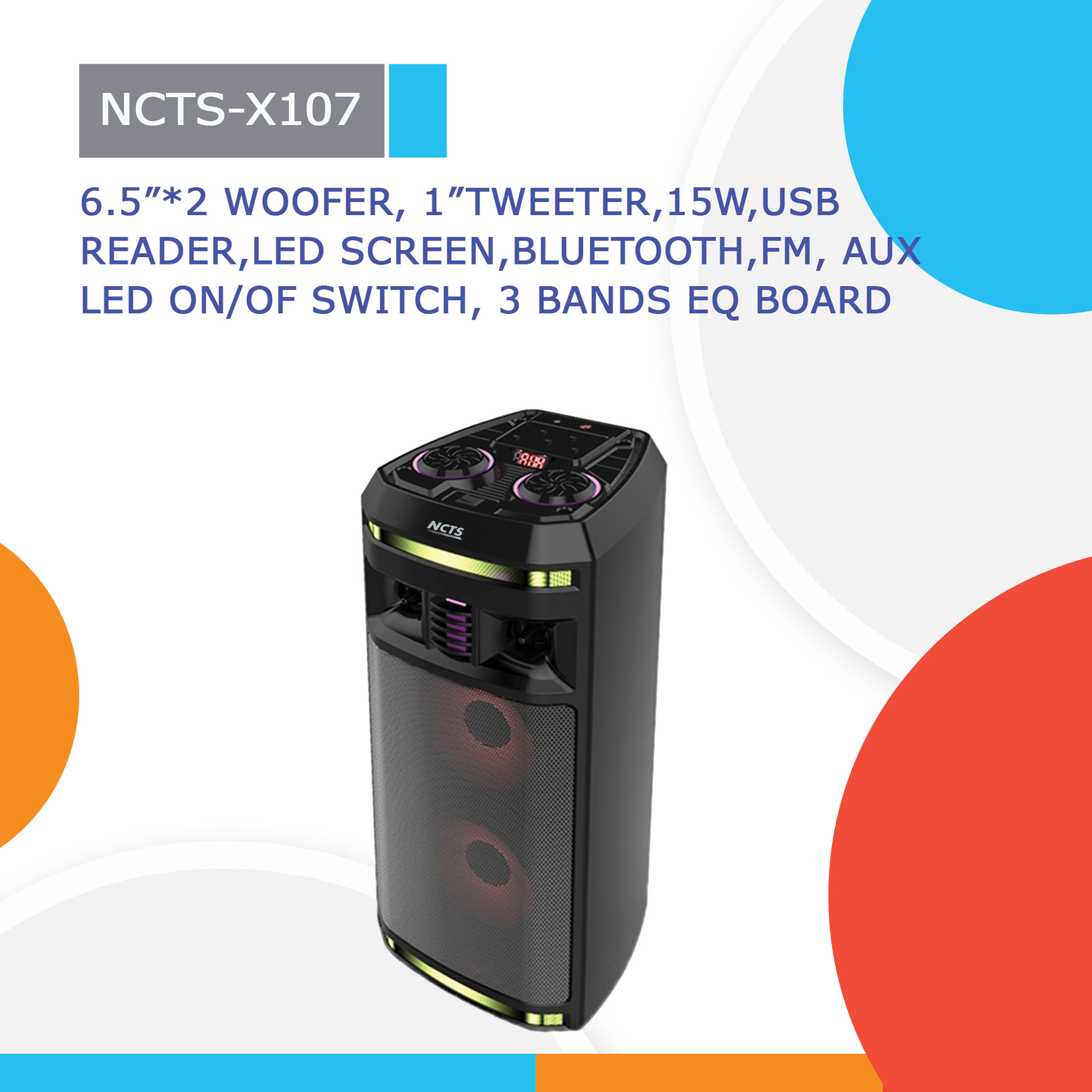 NCTS-X107