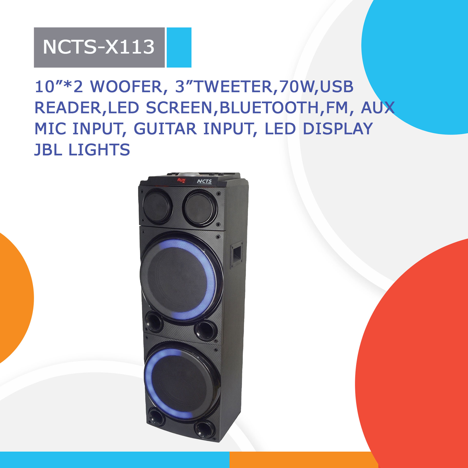 NCTS-X113