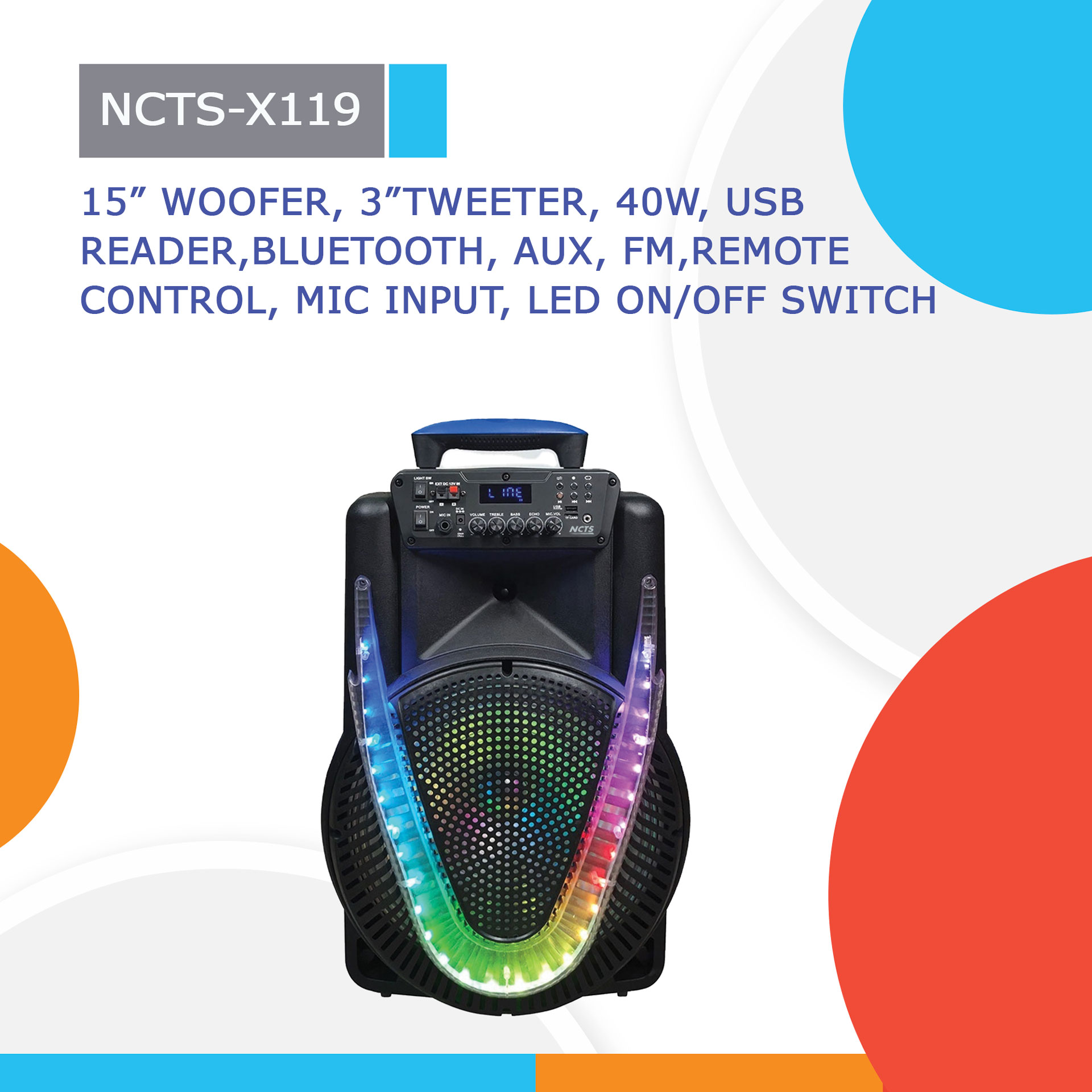 NCTS-X119