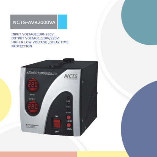 NCTS-AVR2000VA