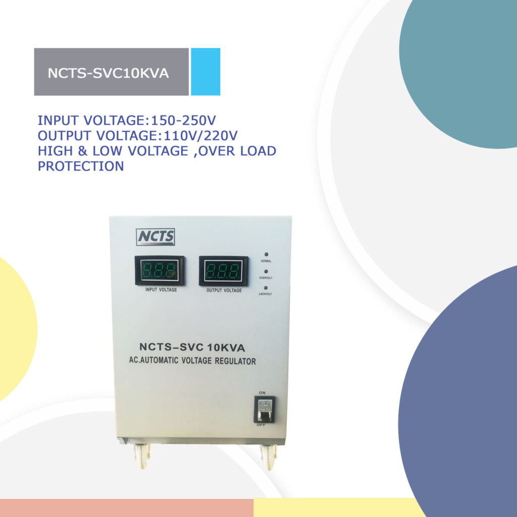 NCTS-SVC10KVA