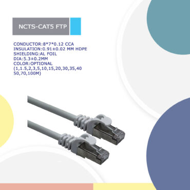 NCTS-CAT5-FTP