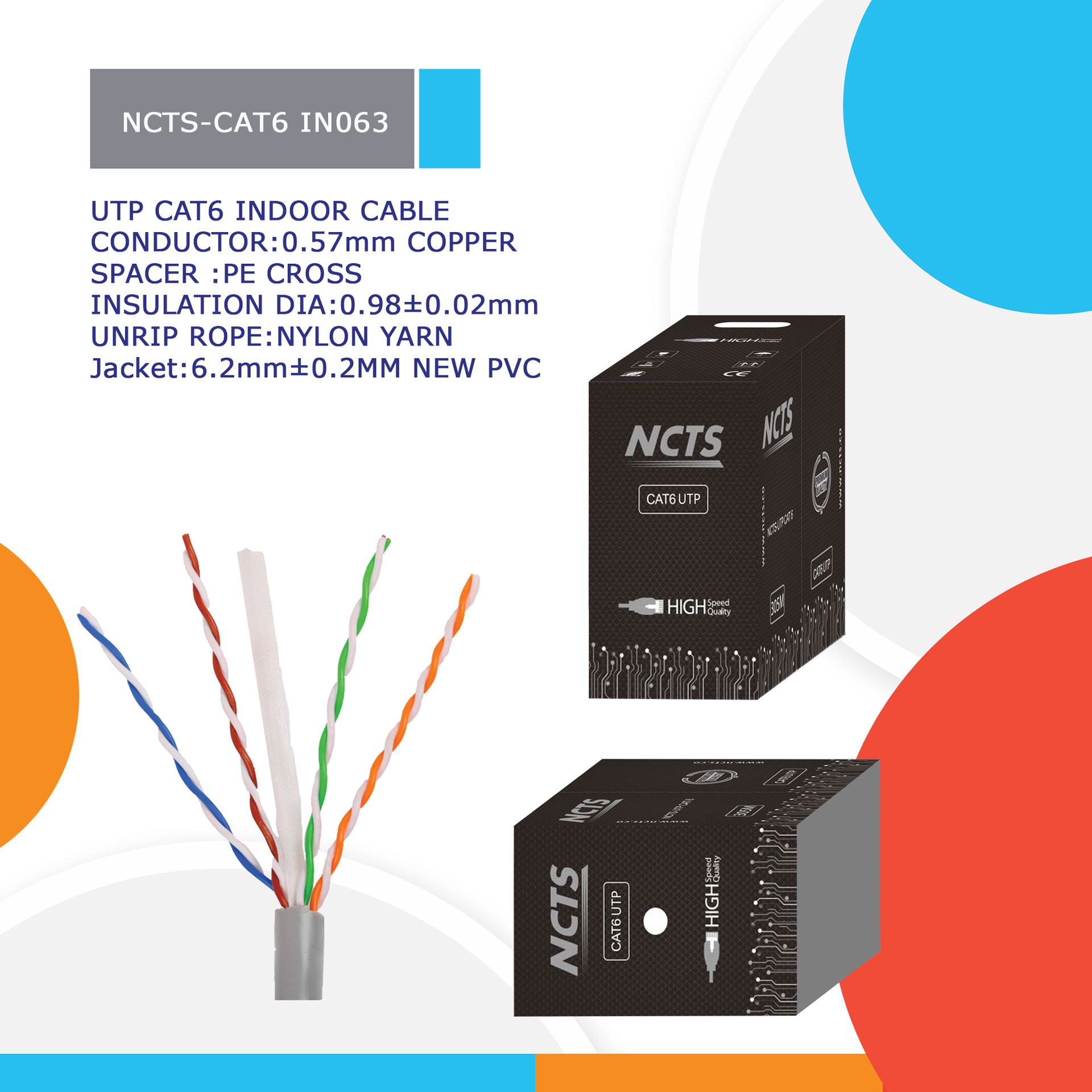 NCTS-CAT6 IN063