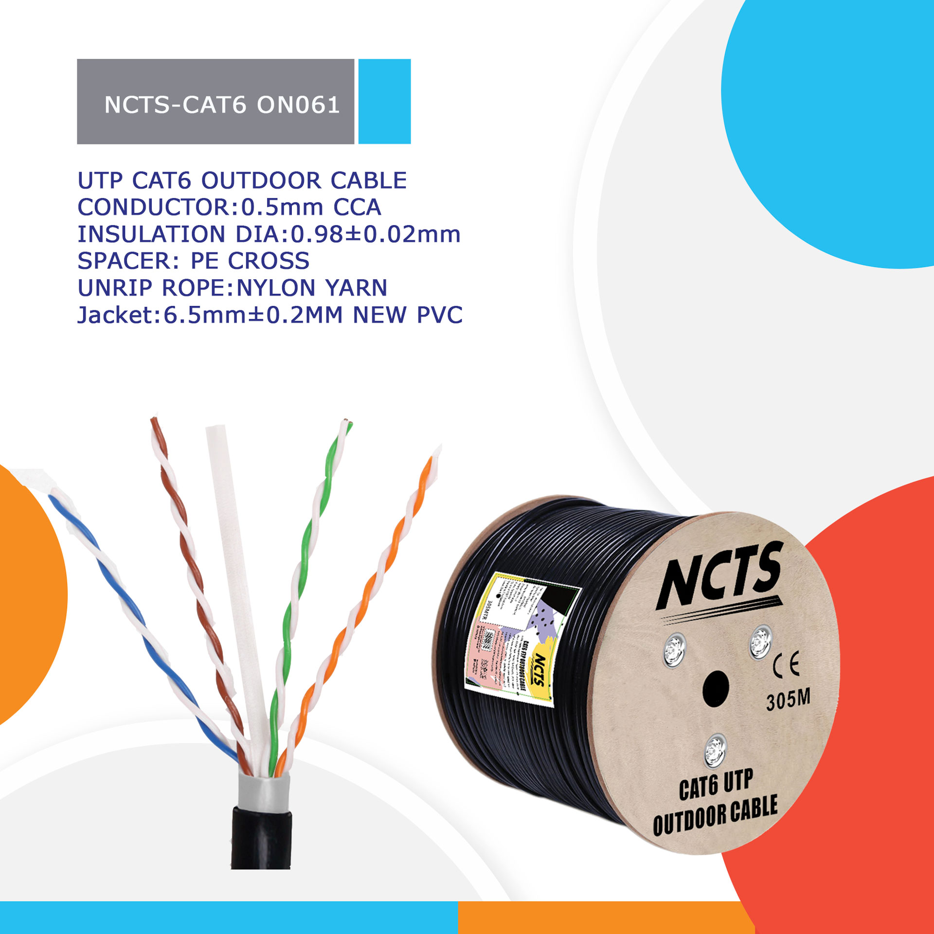 NCTS-CAT6 ON061