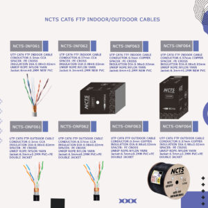 NCTS CAT6 FTP