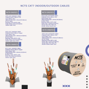 NCTS-CAT7 CABLES
