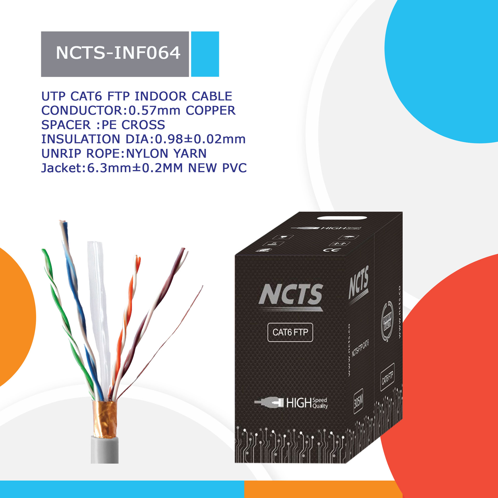 NCTS-INF064